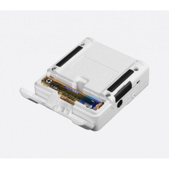 Tascam DR-10L WH audio rekordér s klopovým mikrofonem bílý