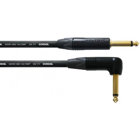 Cordial CSI 6 PR 175 nástrojový kabel lomený 6 m