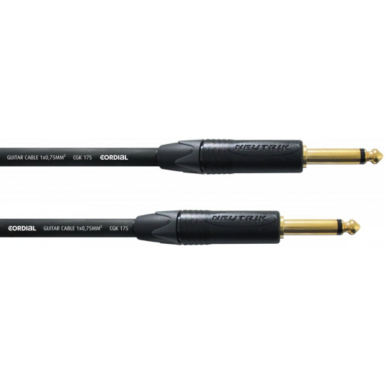 Cordial CSI 6 PP 175 nástrojový kabel 6 m