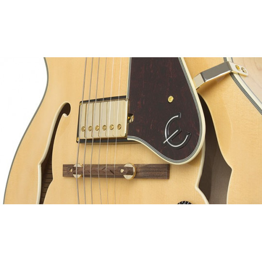 Epiphone Broadway Nat Gld Hdwe NATURAL
