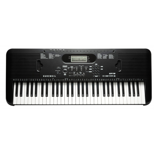 Kurzweil KP70 klávesy s dynamikou