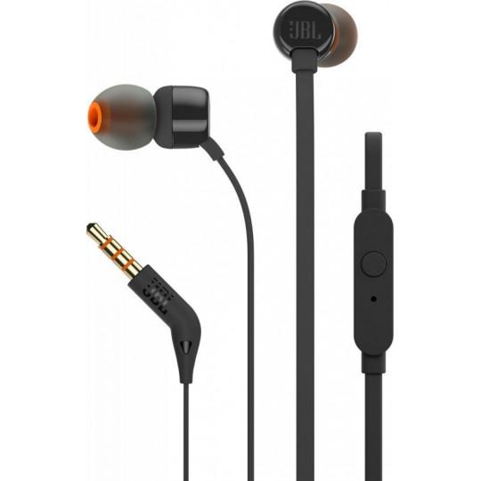 JBL T110 Black sluchátka