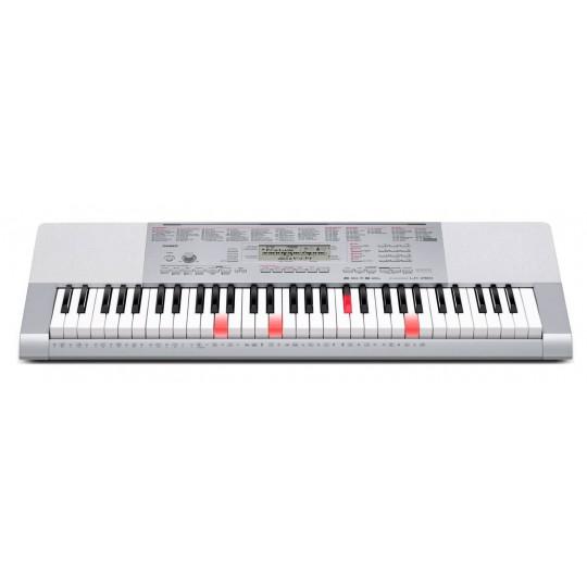 Casio LK 280 keyboard, 61 podsvětlených kláves
