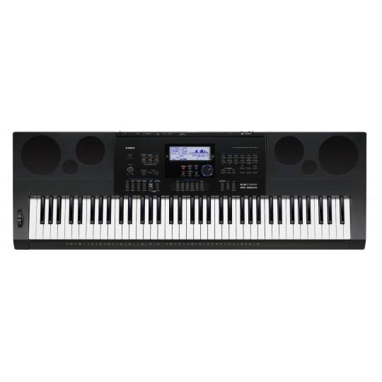 Casio WK 6600 klávesy s dynamikou