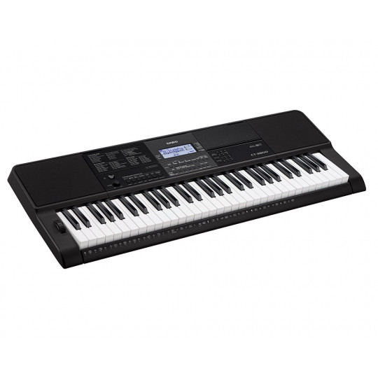 Casio CT X800 klávesy