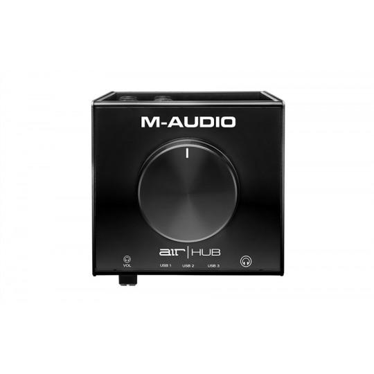 M-Audio AIR Hub USB zvuková karta