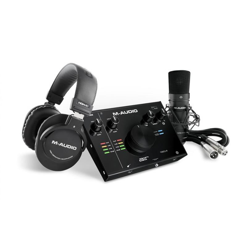 M-Audio AIR 192 | 4 Vocal Studio Pro set