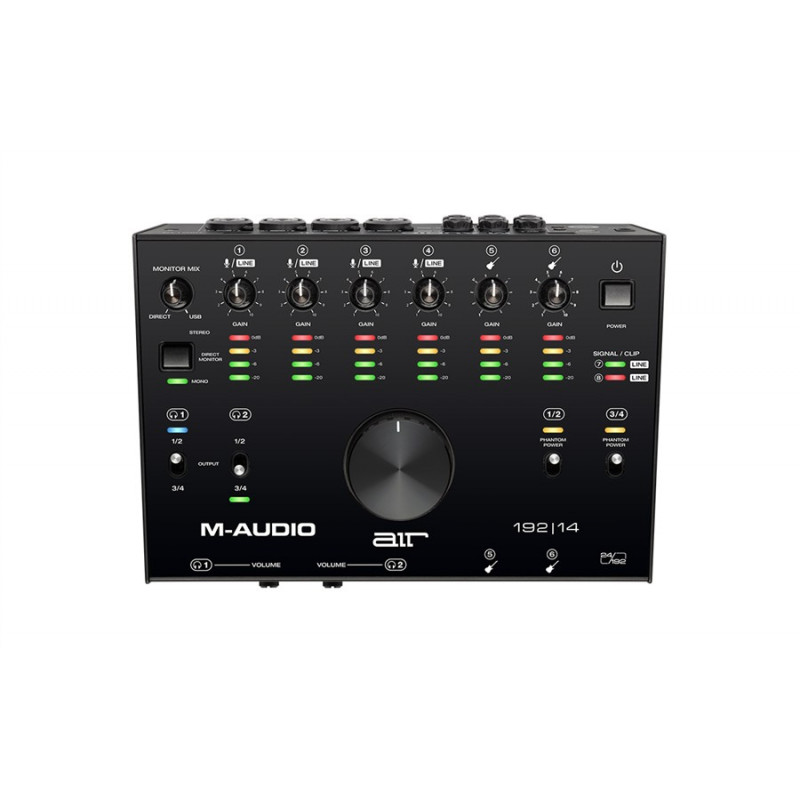 M-Audio AIR 192 | 14 USB zvuková karta