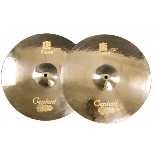 "Centent B20 Tang Rock Series 14"" Hi-hats"