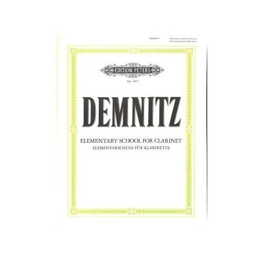 Základy hry na klarinet - Demnitz Friedrich