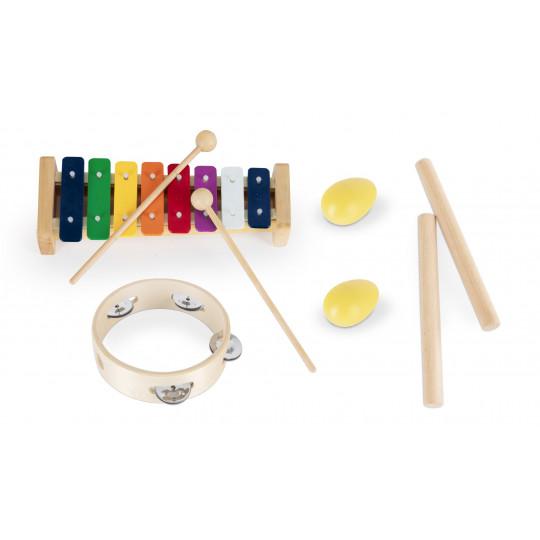 Proline dětský perkusní set 8 ks