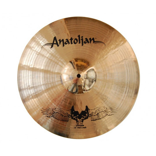 "Anatolian - ULTIMATE HELL crash 16"" (US 16 HLCRH)"