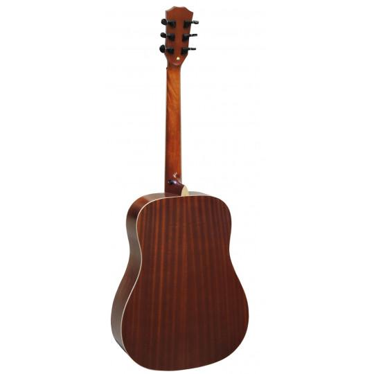 Stanwood PRO4 NT akustická kytara polomasiv
