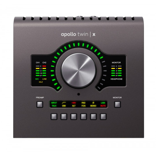 Universal Audio Apollo Twin X Duo