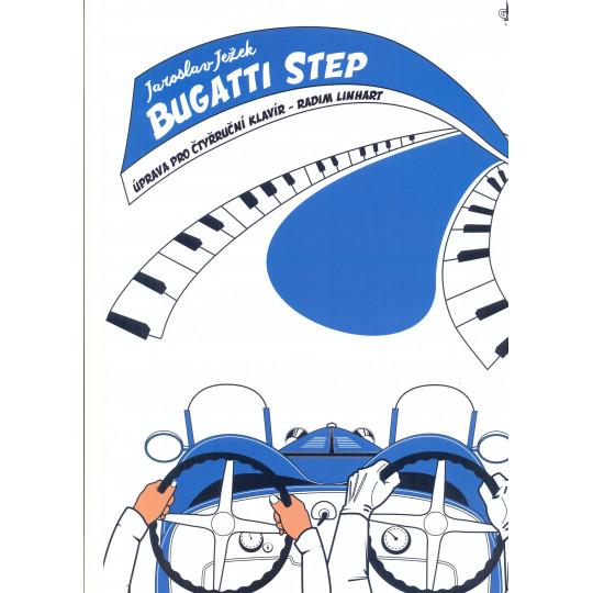 Bugatti Step čtyřruční klavír - Jaroslav Ježek