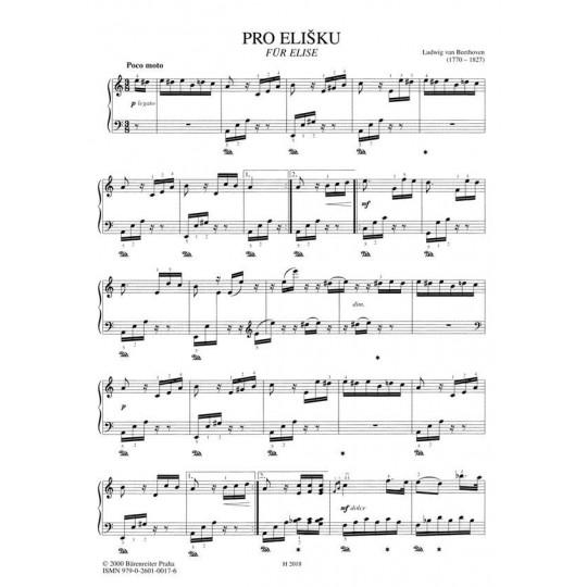 L. van Beethoven - Pro Elišku