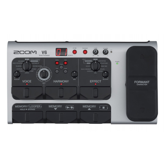Zoom V6 Vocal Procesor