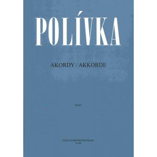 Akordy pro piano - Vladimír Polívka