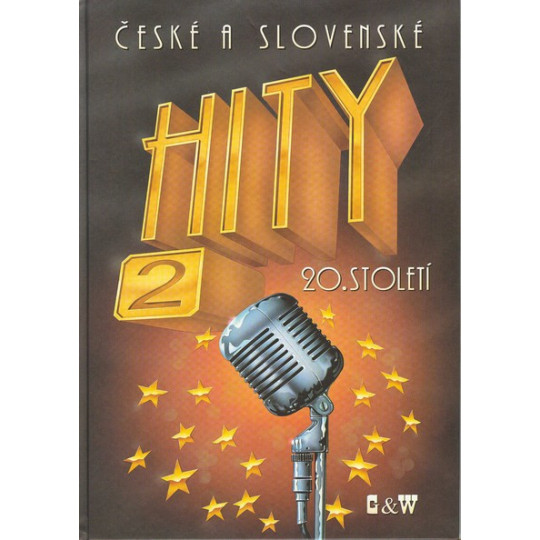 České a slovenské hity 20. století - 2. díl