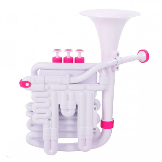 NUVO jHorn white - pink