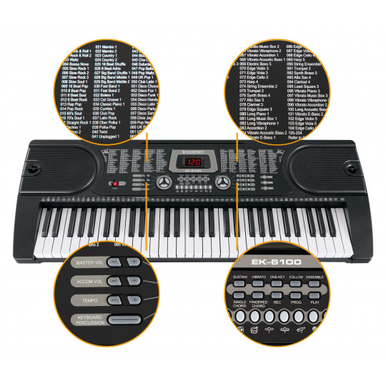 McGrey SK-6100 Keyboard Super Kit