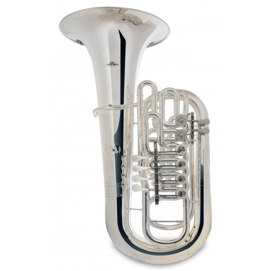 Lechgold FT15/6S F tuba postříbřená