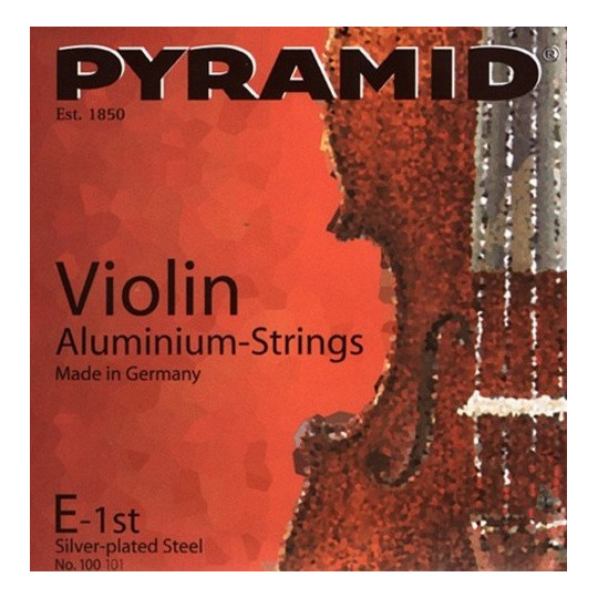 Pyramid Aluminium 3/4