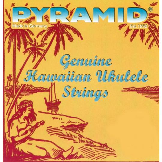 Pyramid struny na sopránové ukulele nylon