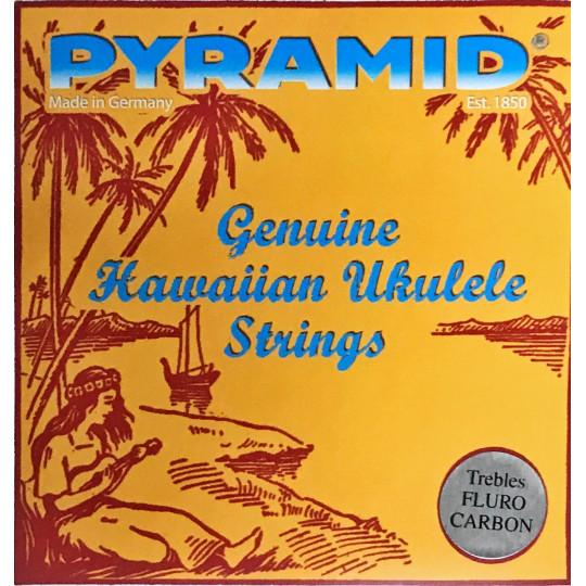 Pyramid struny na sopránové ukulele nylon carbon