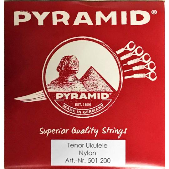 Pyramid struny na tenorové ukulele nylon