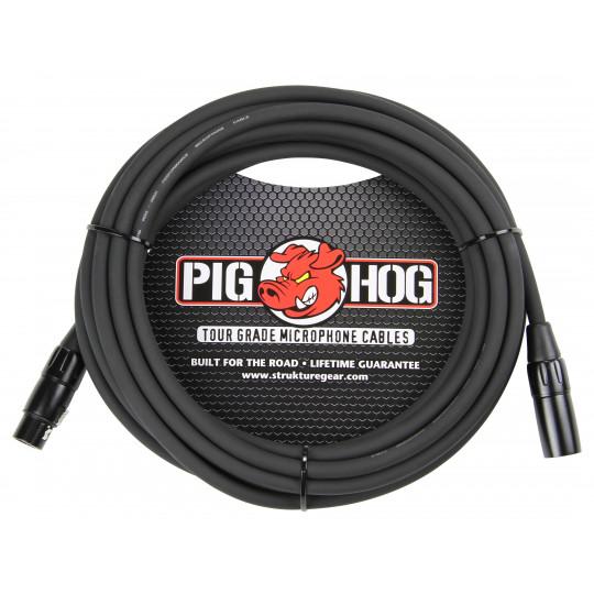 Pig Hog PHM30 XLR mikrofonní kabel 9 m