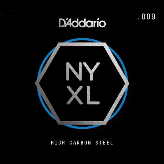 D'Addario NYXL NYS009 - jednotlivá struna