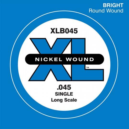 D'Addario XLB045 - struna pro baskytaru