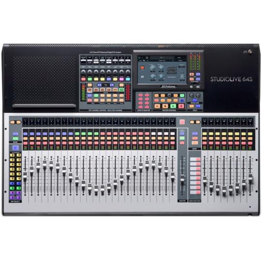 PreSonus StudioLive 64S digitální mixpult