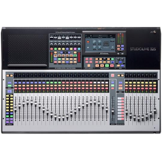 PreSonus StudioLive 32S digitální mixpult