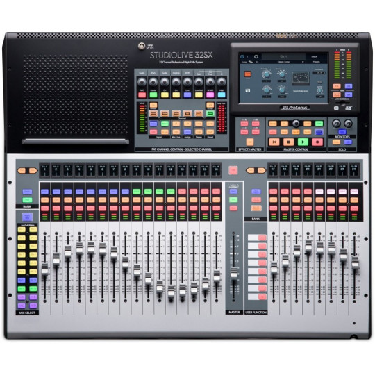 PreSonus StudioLive 32SX digitální mixpult