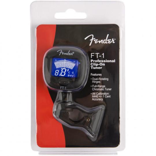 Fender FT-1 klipová ladička
