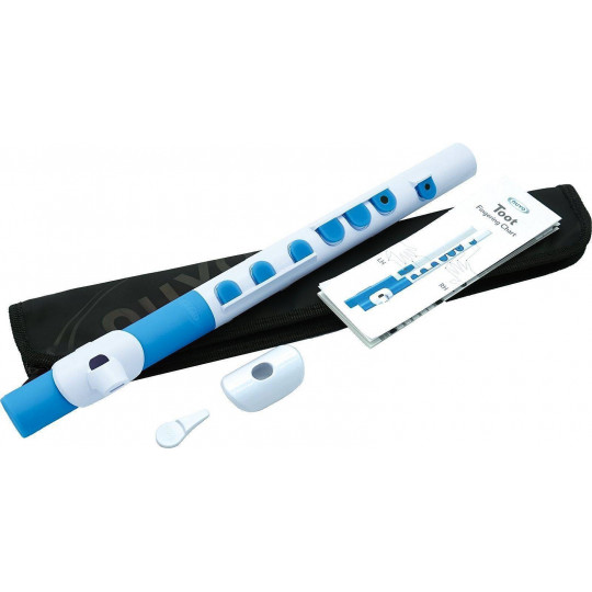 NUVO TooT 2.0 White/Blue with keys