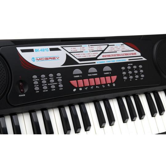 McGrey BK-4910 - klávesy