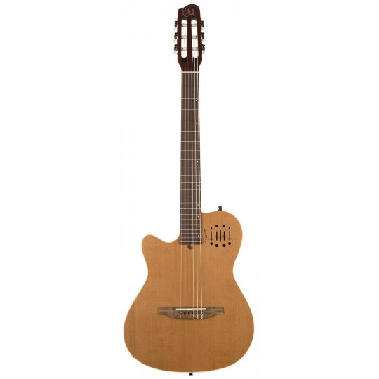 Godin MultiAc Nylon Encore LH Natural SG