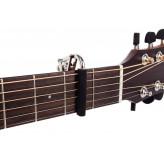 SHUBB C1 - kapodastr na akustickou a elektrickou kytaru - barva nikl