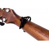 SHUBB C1k - kapodastr na akustickou a elektrickou kytaru - barva černá