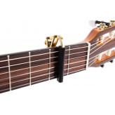 SHUBB C2b - kapodastr na klasickou kytaru - barva mosaz