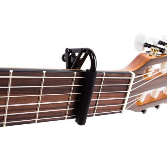 SHUBB C2k - kapodastr na klasickou kytaru - barva černá