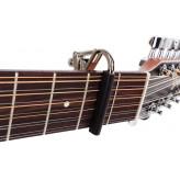 SHUBB C3 - kapodastr na 12-strunnou kytaru - barva nikl