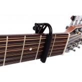 SHUBB C3k - kapodastr na 12-strunnou kytaru kytaru - barva černá