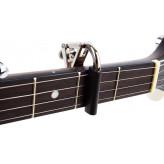 SHUBB C5 - kapodastr na banjo - barva nikl