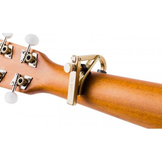 SHUBB C9b kapodastr pro ukulele