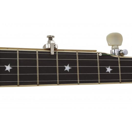 SHUBB FS kapodastr na banjo pro 5. strunu, krátký