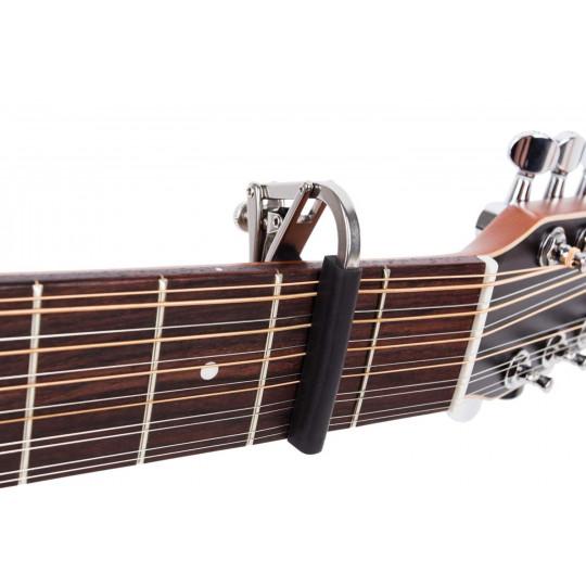 SHUBB S3 - kapodastr řady DELUXE na 12-strunnou kytaru